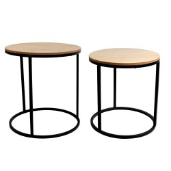 Duo de tables YOUCA