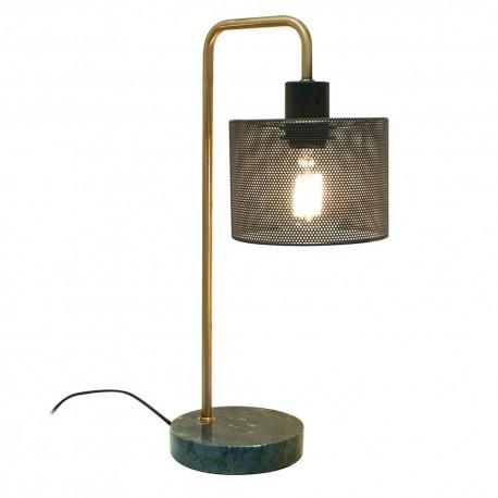 Lampe à poser MARBY -  Vert de gris