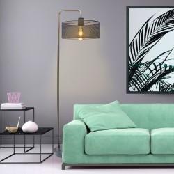 Lampadaire MARBY -  Vert de gris