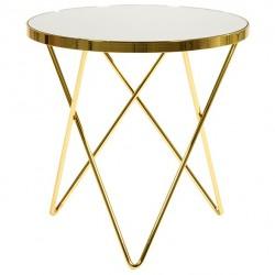 Duo de tables VALA Gold
