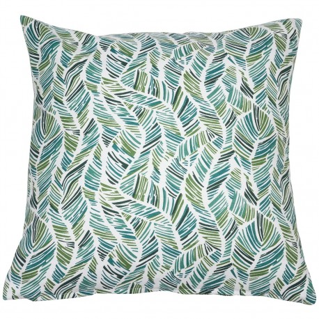 Coussin GREEN RODS - Format Square