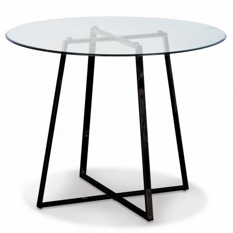 Table à manger CRUZ - Black Edition