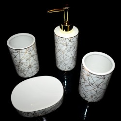 Set de bain GRAFIK Gold