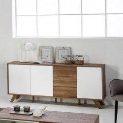 Buffet Bas VOLUTTA - White