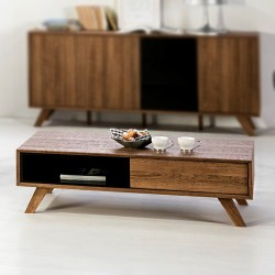 Table basse VOLUTTA - Black