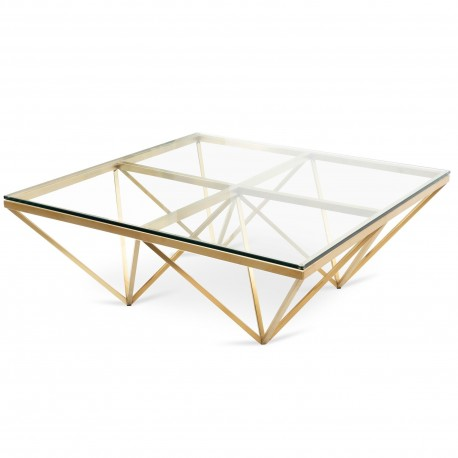 Table basse GIZEH - Gold