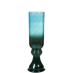 Vase ALINE en verre soufflé - M