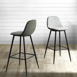 Tabouret TAMP Light Gray