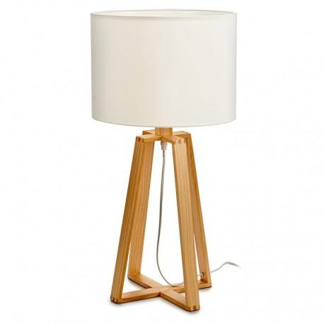 Lampe à poser HAT - Blanc & Laiton