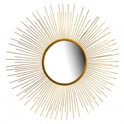Miroir SHEMS - Gold