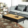 Table basse VISION - Black