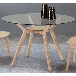 Table à manger JANETTE - 120cm