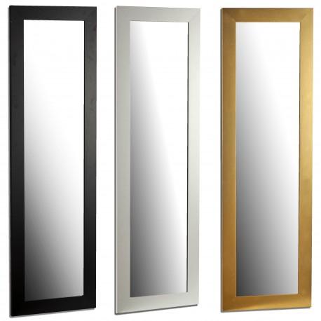 Grand miroir à suspendre DURA - Black, White or Gold