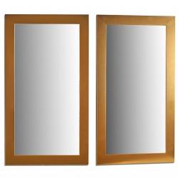 Miroir à suspendre WUDA - Gold