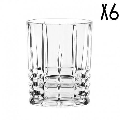 Coffret de 6 verres en Cristal - LAND