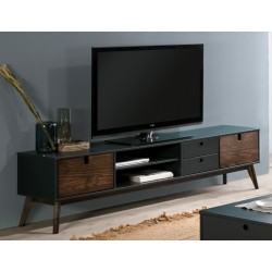 Meuble TV  RANDAL xL - Anthracite