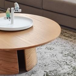 Table basse CURVE - Chêne