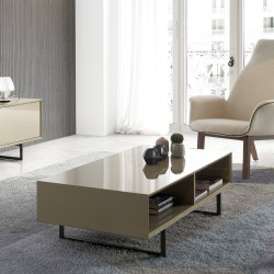 Table basse PEARLY - Moka