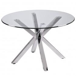 Table à manger DAMY - 120 cm