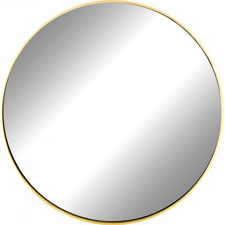 Miroir SHINY Gold - 51cm