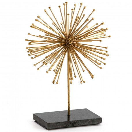Sculpture ASWAN Mable & Gold