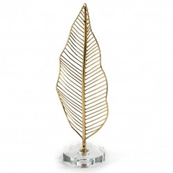 Sculpture INSEW Cristal & Gold