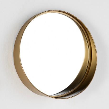 Miroir SAVOY - L - Gold
