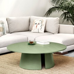 Table basse CURVE - Absynthe
