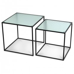 Duo de tables gigognes - TALUX