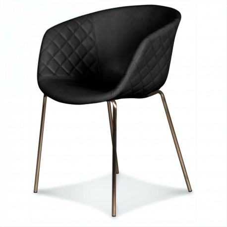 Fauteuil CHANCE - All black Edition
