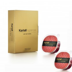 Coffre de 2 CAPSULES KARTELL explusives KAP-SOUL - 8 Fragrances au choix