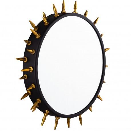 Miroir CELESTE - Black & Gold - Deux formats