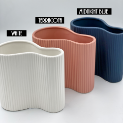 Vase INFINITY - S - Trois coloris au choix