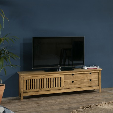 Meuble TV MAYLIS - CHÊNE