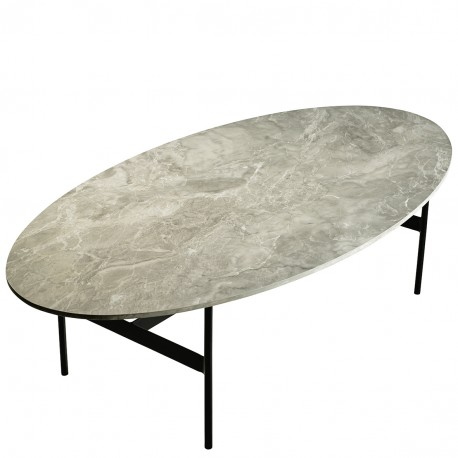 Table basse OVALIE - Precious Ceramic