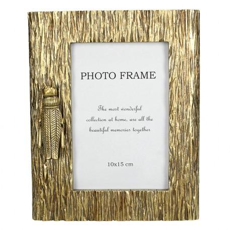 Cadre photo Golden HOPPER - Portrait