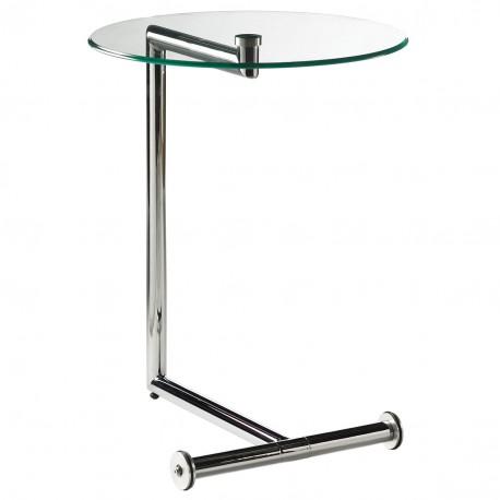 Table d'appoint CASEUS - Inox