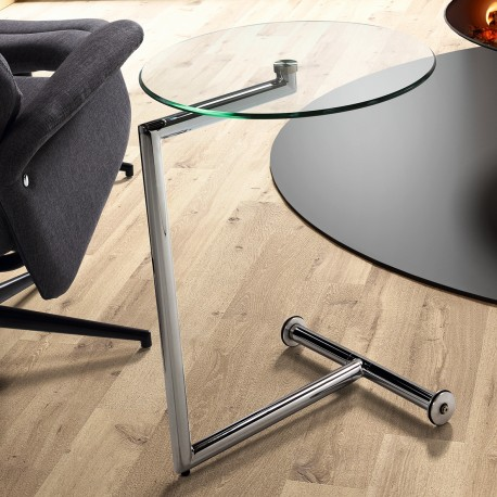Table d'appoint CASEUS - Inox
