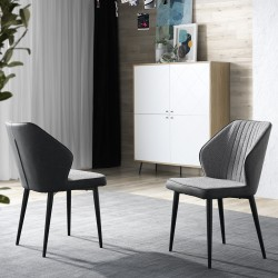 Chaise ENVY - Shades of Gray