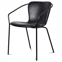 Fauteuil YOLA - All black Edition