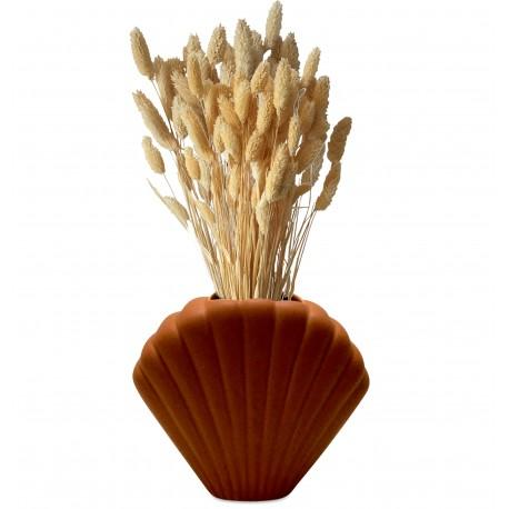 Vase CASCA en grès cérame - Terracota