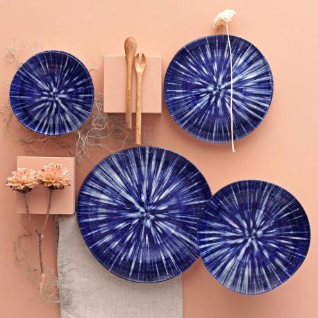 Service de table 24 pièces - BLUE MOON