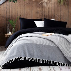 Jetée de lit - Plaid -OMNYA - 200 x 240cm