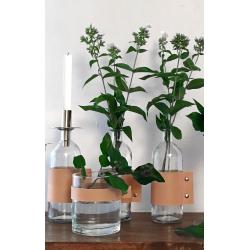 Ensemble de deux Vases Glassy