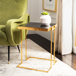 Table d'appoint UMIDA - Black & Gold
