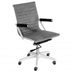 Fauteuil de bureau ALIAS - White & Grey