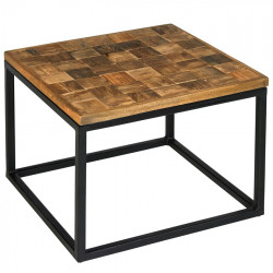 Table basse carrée - MANGO