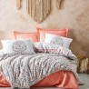 Parure de lit en Coton renforcé BOHEMA - 1 place - 160 x 240cm