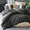 Parure de lit en Coton renforcé MATICO - 1 place - 160 x 240cm