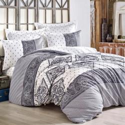 Parure de lit en Coton renforcé ELIO - 1 place - 160 x 240cm